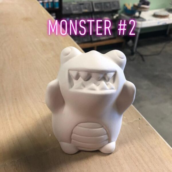 Story Time Monster #2