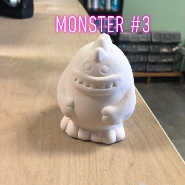 Story Time Monster #3