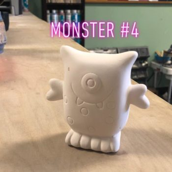 Story Time Monster #4