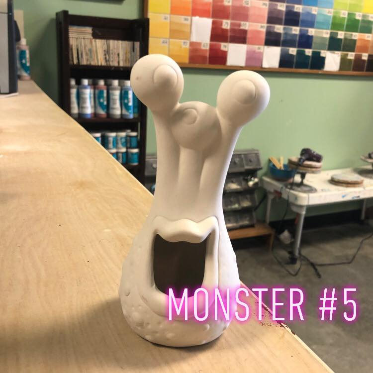 Story Time Monster #5