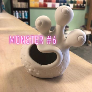 Story Time Monster #6