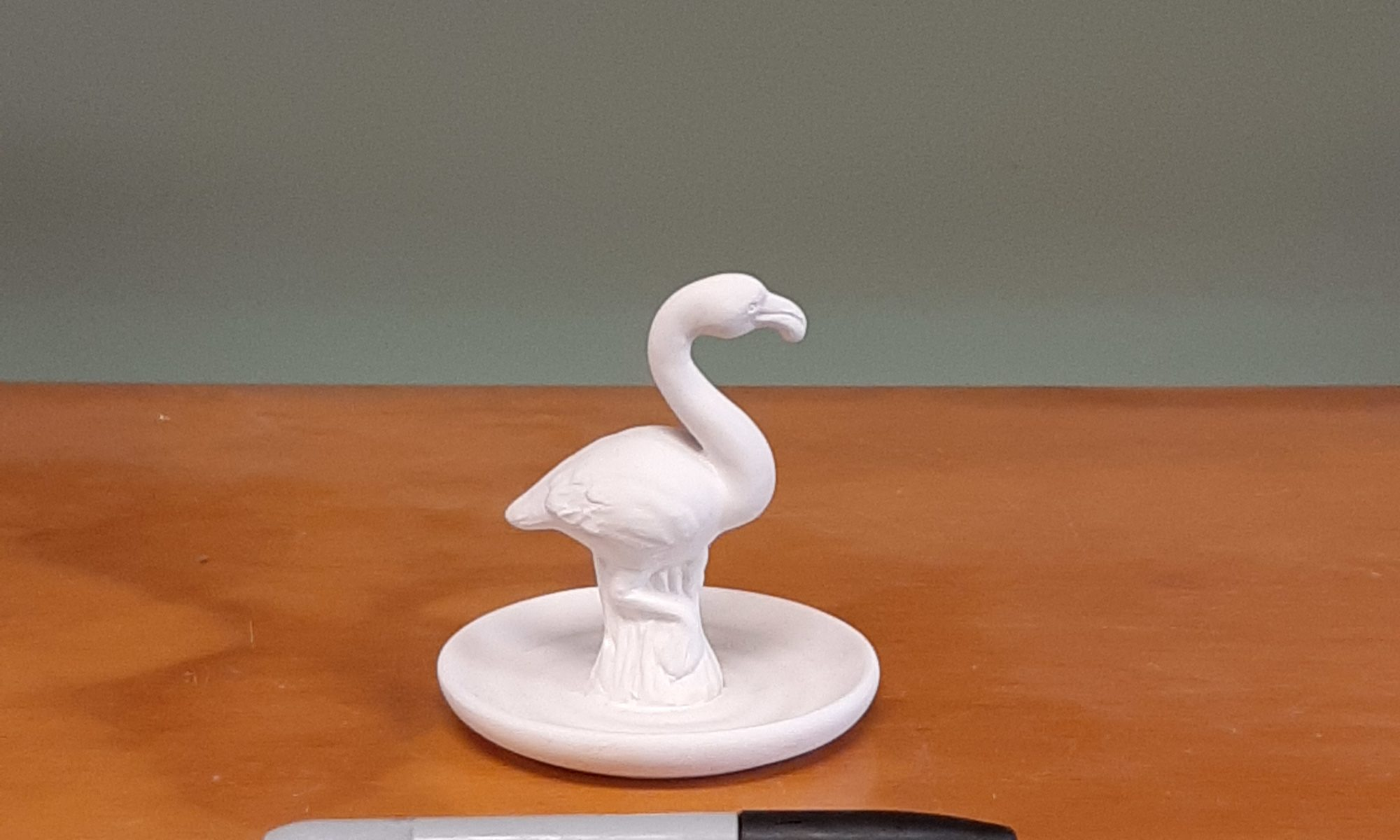 Flamingo Ring Holder