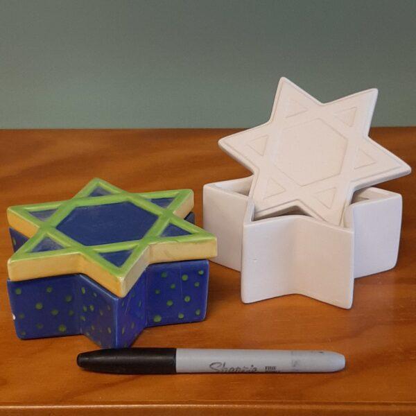 Star of David Box