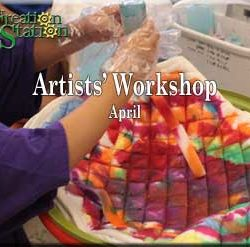 Artists Workshop - April