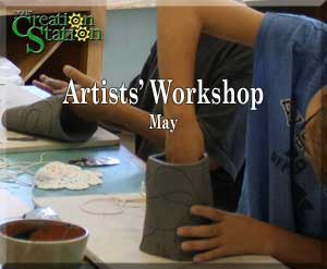 Artists Workshop - May