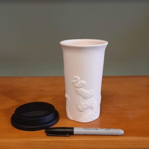 Tentacle Travel Mug