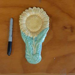 Sunflower Spoon Rest