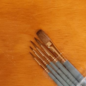 Ceramic Brush Kit