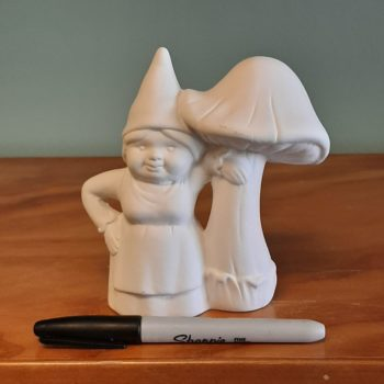 Sassafras Bolgan And The Mushroom
