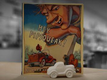 Storytime - Hey Pipsqueak!