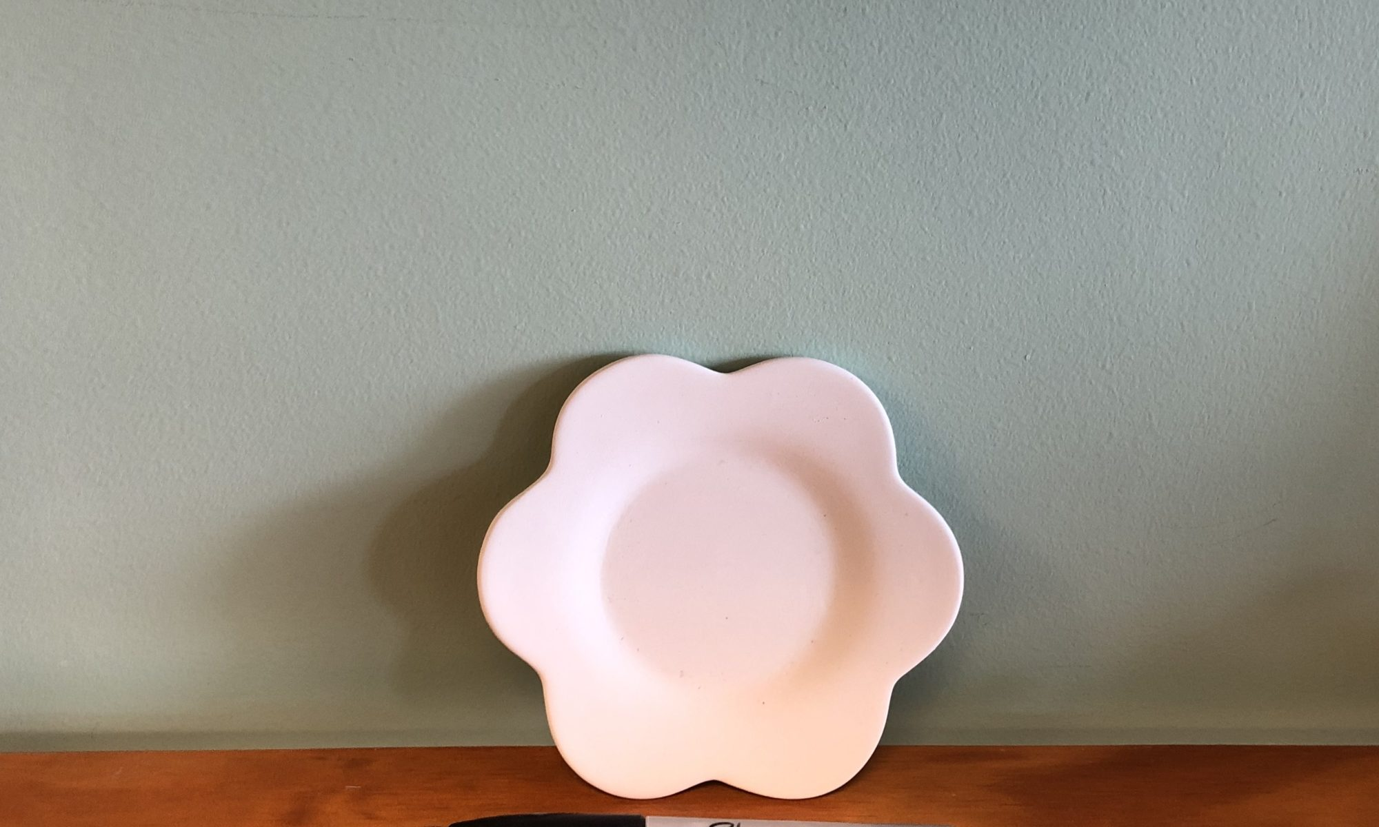 Flower Plate Small