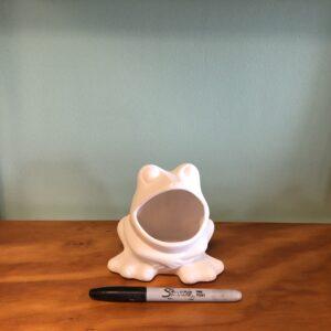 Scrubby Frog Sponge Holder