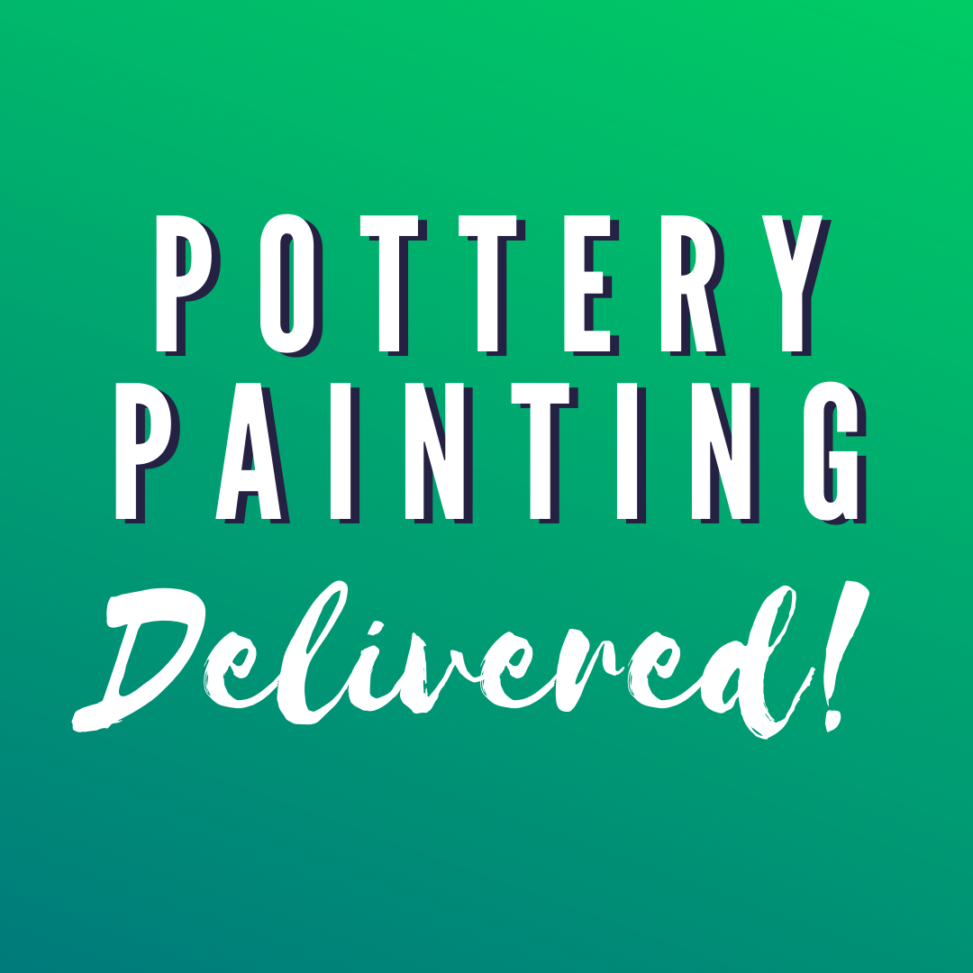Pottery Painting Delivered