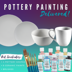 Place Setting Paint Kit