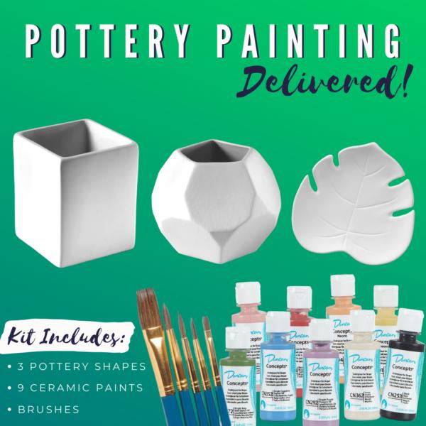 Garden Pottery Kit