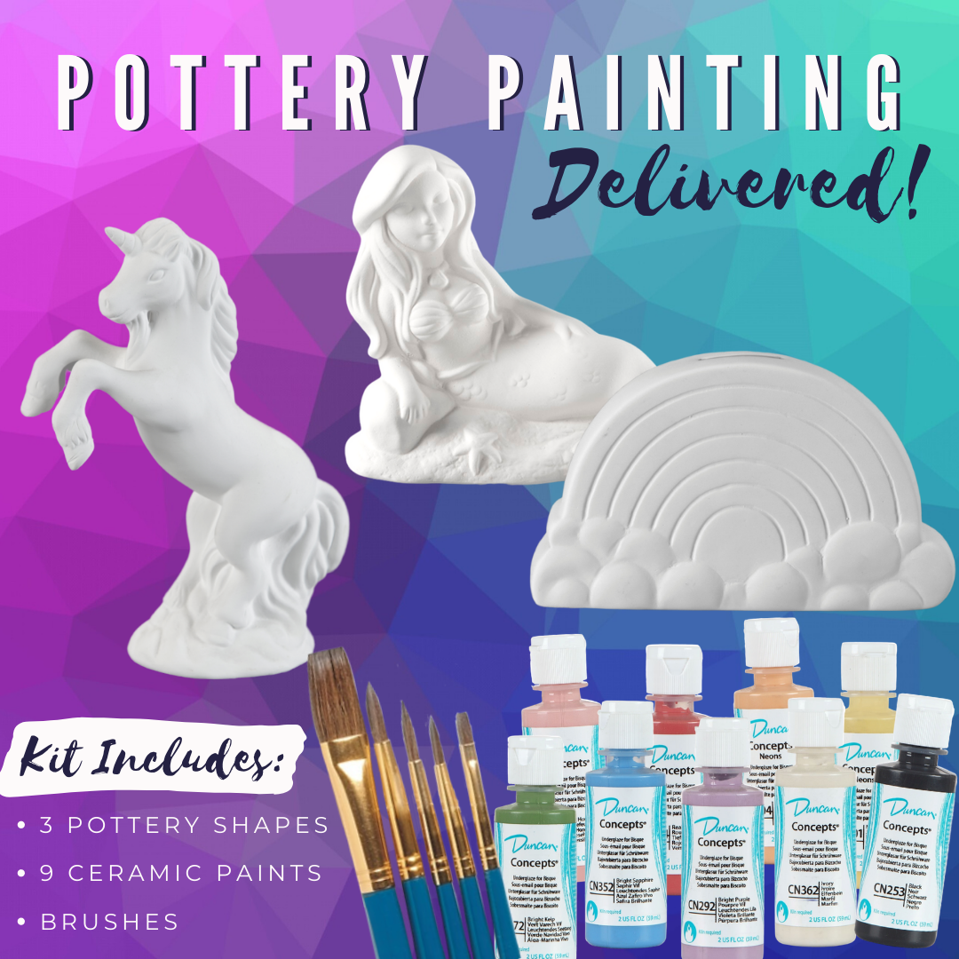 Magical Pottery Kit