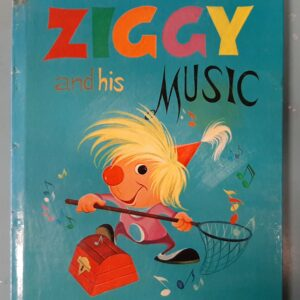Ziggy and His Music Book Cover
