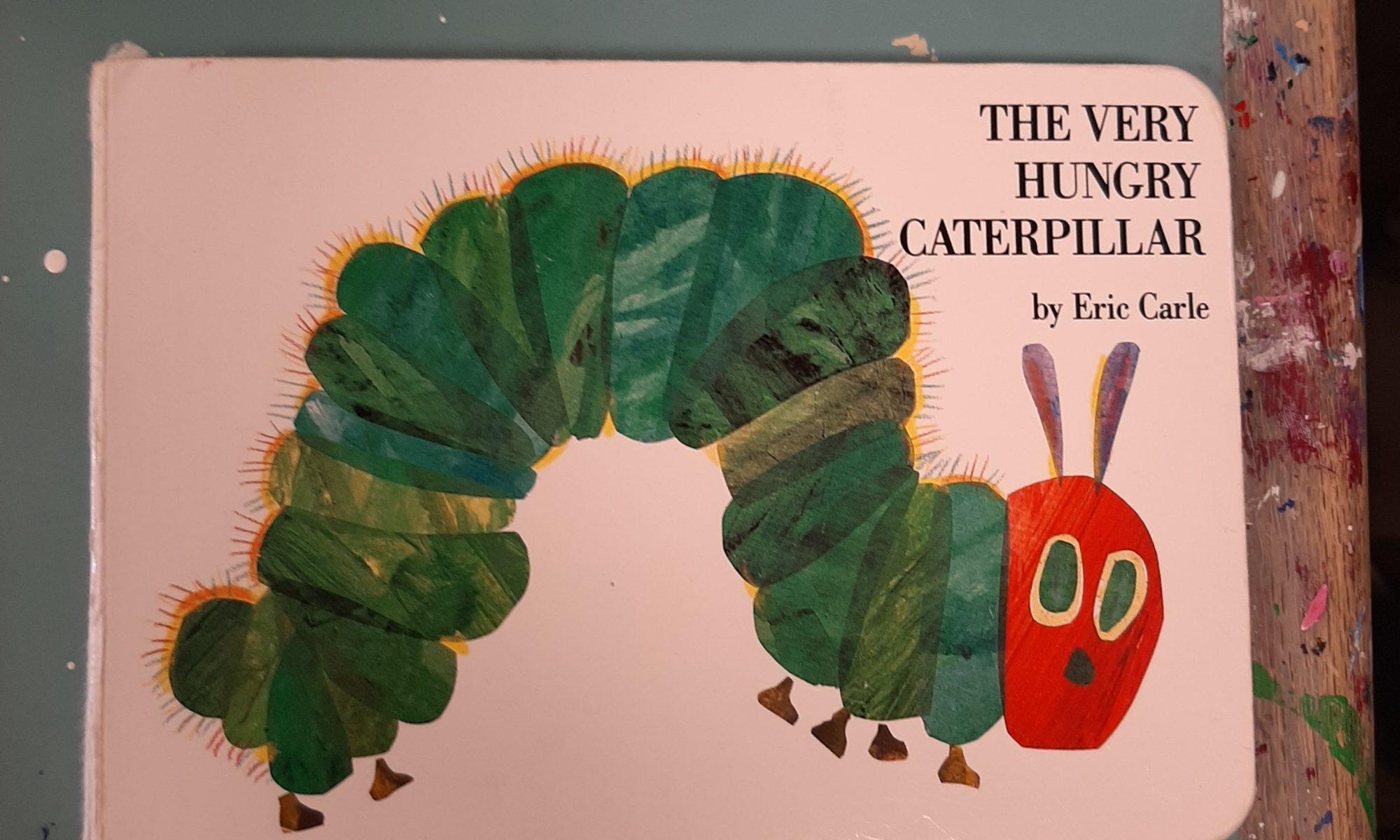 The Very Hungry CaterpillarA