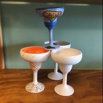 Margarita Glass Night