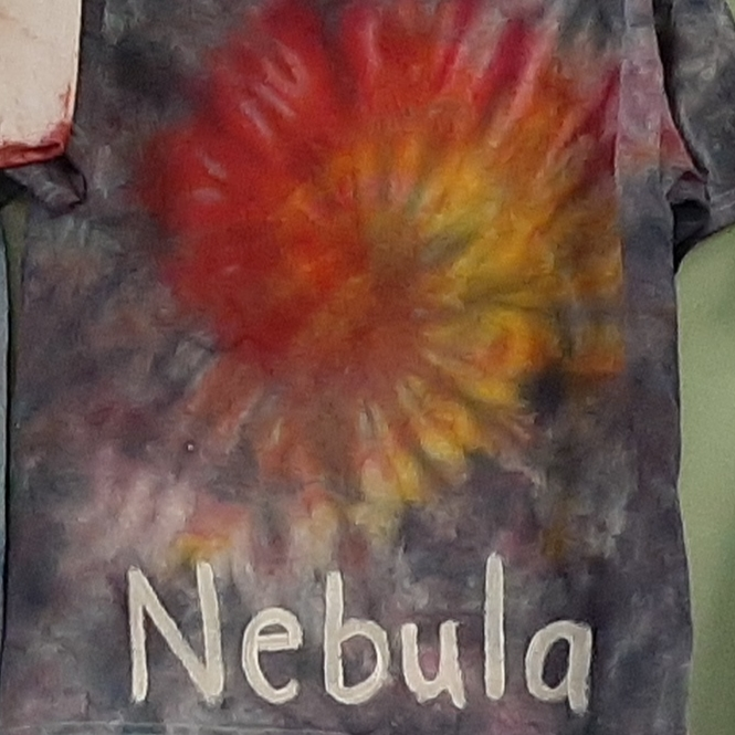 Nebula Tie Dye Design