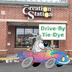 Drive By Tie Dye