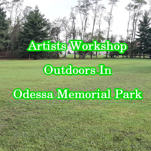 Artists Workshop In The Park