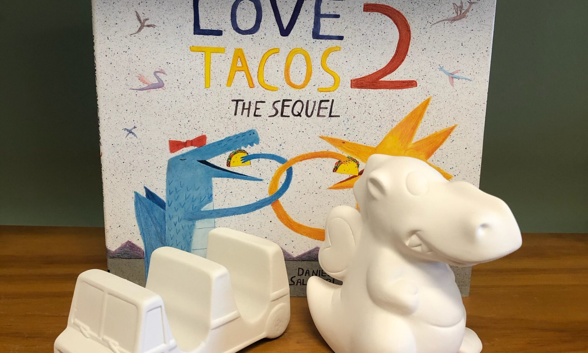 Dragons Love Tacos 2 - The Sequel