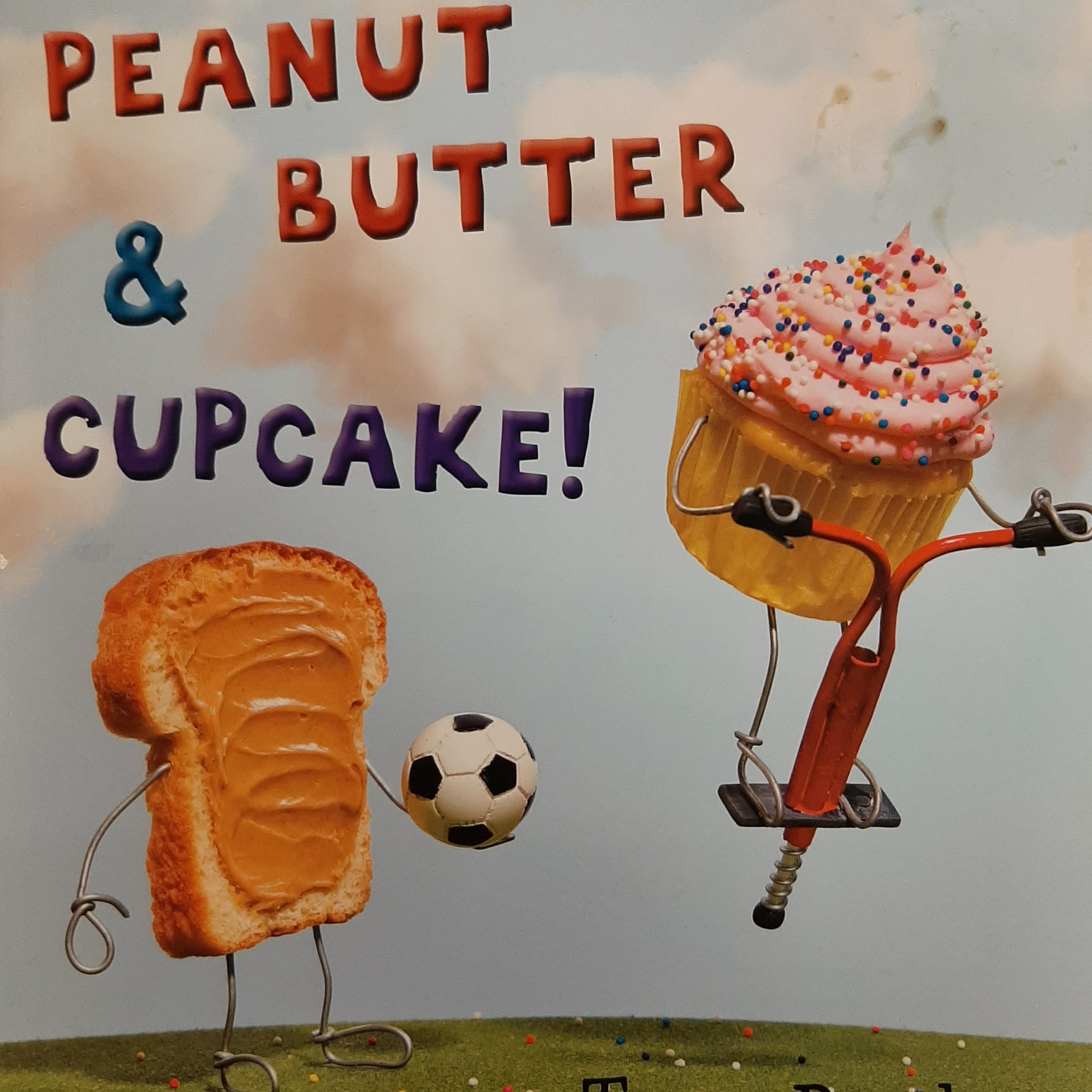 Peanut Butter and Cupcake