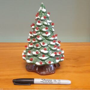 Lighted Christmas Tree Small