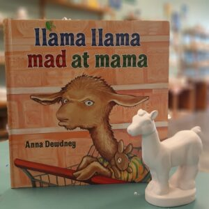 Story Time - Llama Llama Mad at Momma