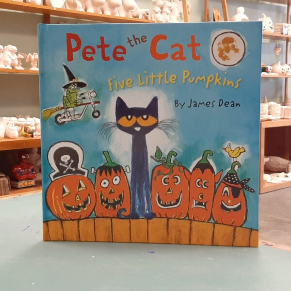 Story Time - Pete the Cat and Five Little Pumpkins