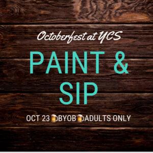 Octoberfest at YCS