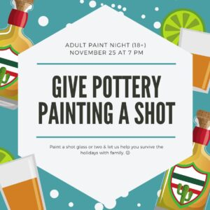 Give Pottery a Shot