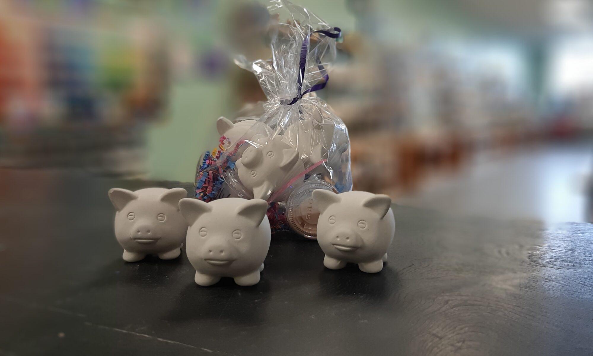 Three Little Piggies Kit