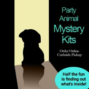 Party Animal Mystery Kit