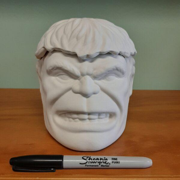 Hulk Head Box