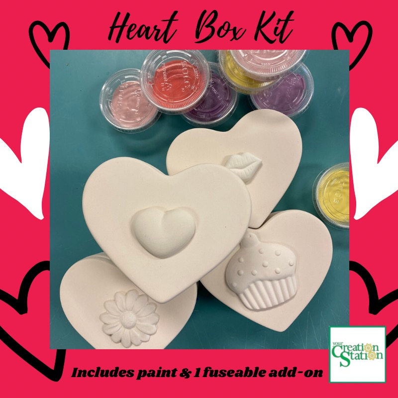 Heart Box Kit