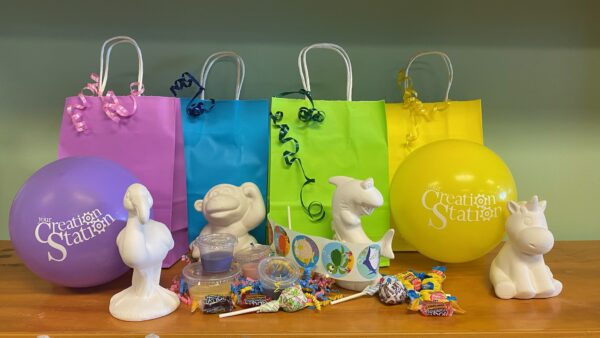 Birthday Party To Go Bag