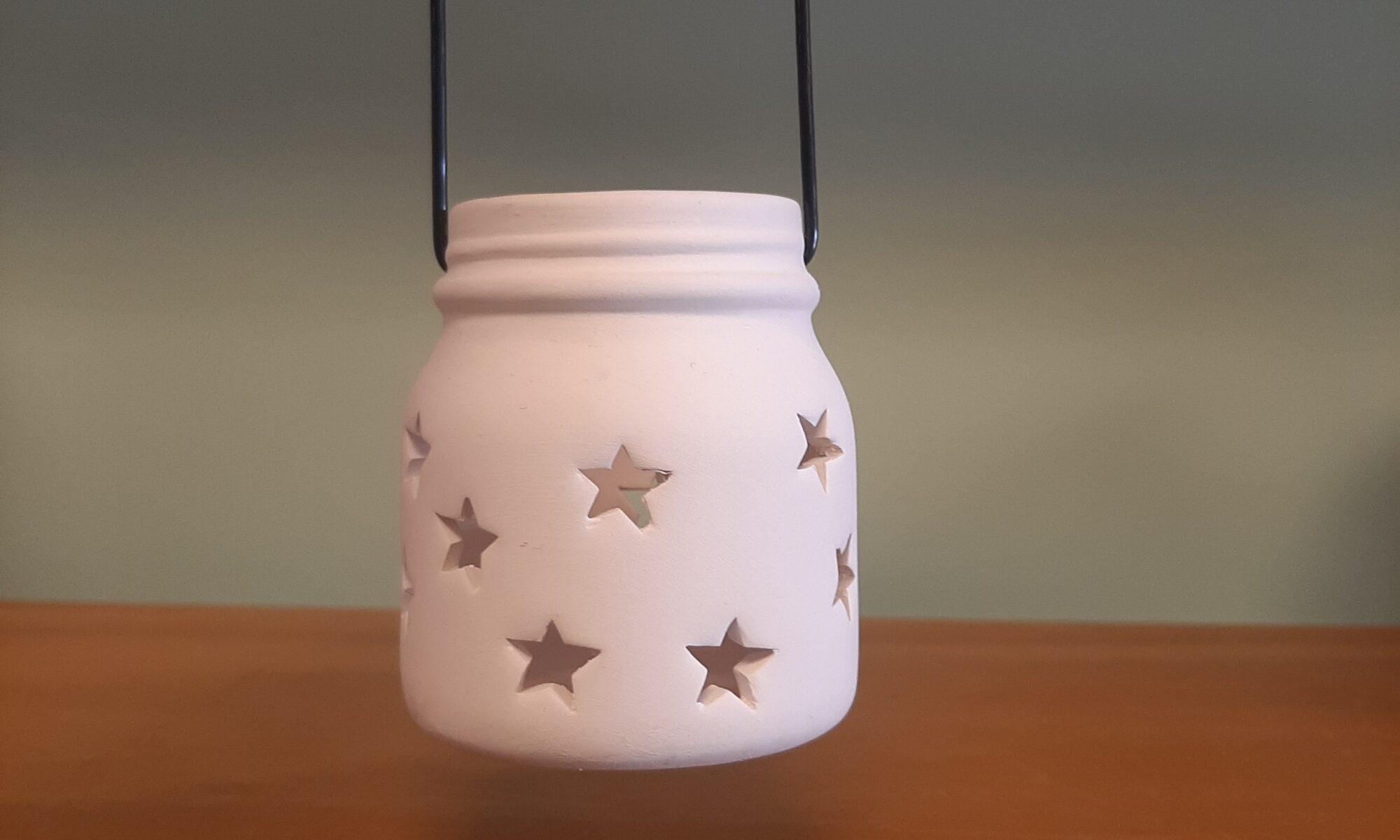 Jar Star Lantern - Small