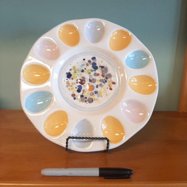 Deviled Egg Dish