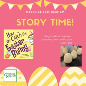 Storytime-How to Catch the Easter Bunny