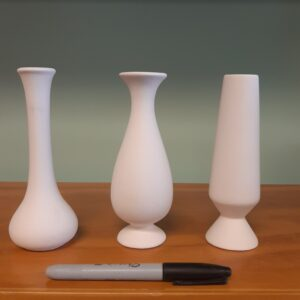 Assorted Bud Vases