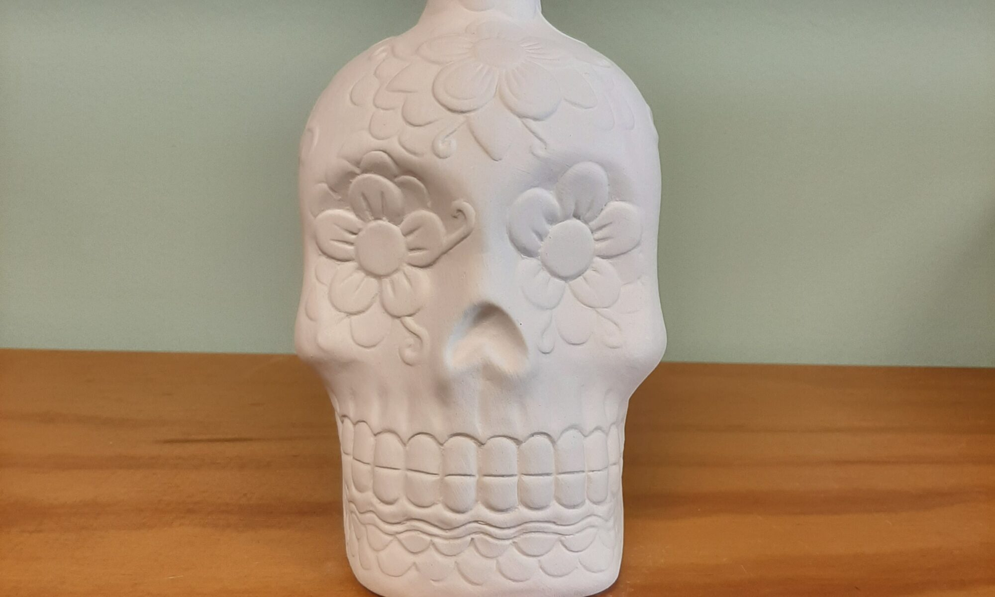 Day of the Dead Decanter