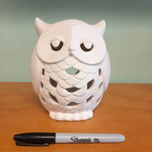 Owl Lantern