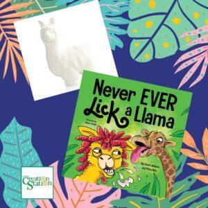 Never Lick a Llama