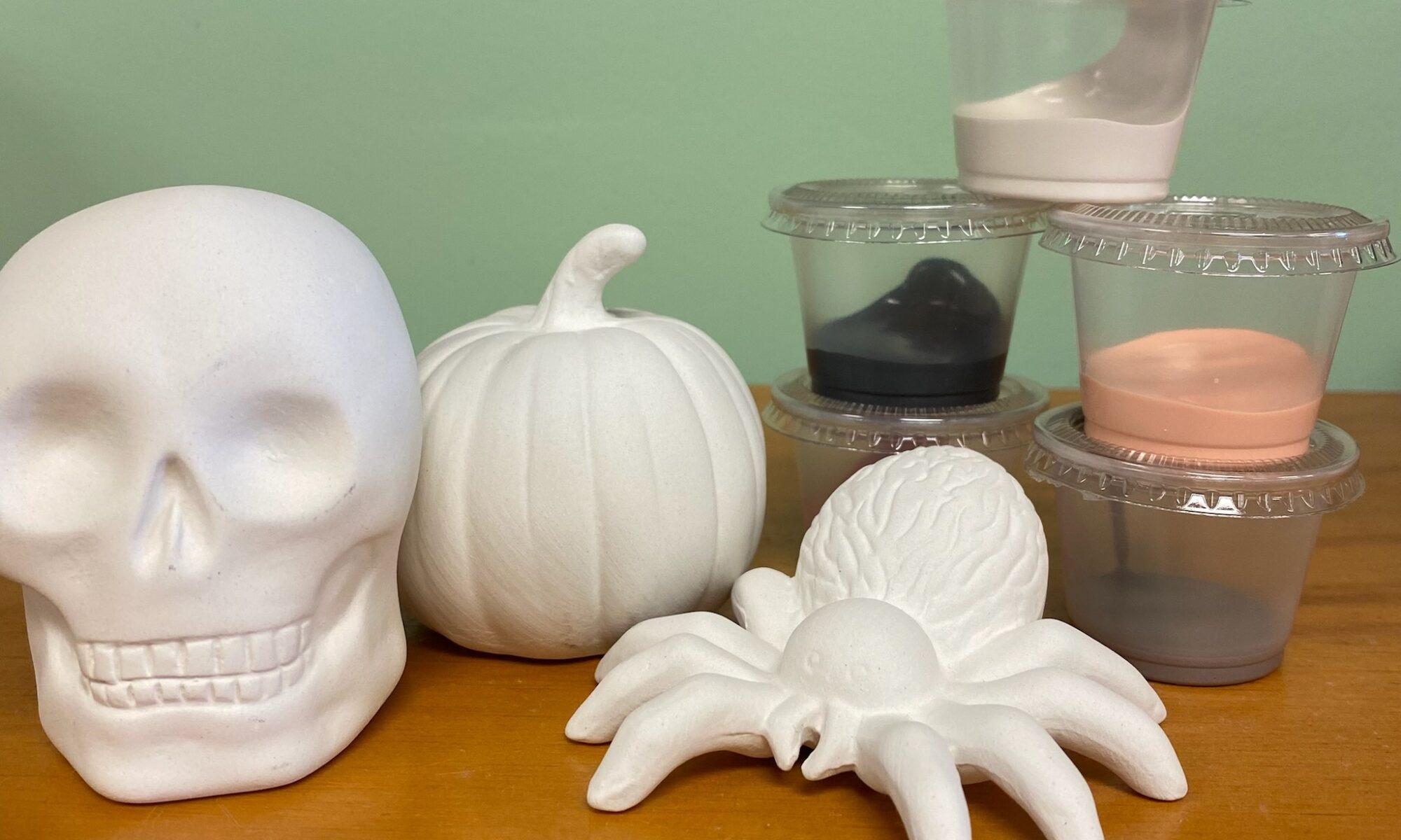 Halloween Mini Kit - Spooky