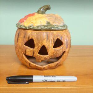 Pumpkin with Cutout